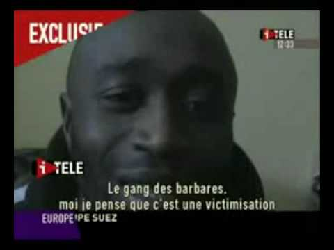 Youssouf fofana interview f vrier 2006 youtube - Le grill des barbares ...