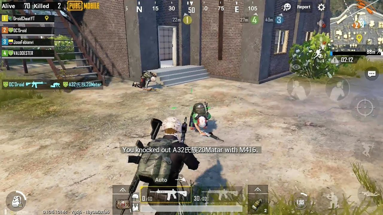 Official Pubg Mobile Gameplay: PUBG Mobile Android Gameplay #24