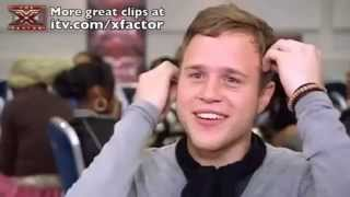 Olly Murs - First Audition - X Factor 2009