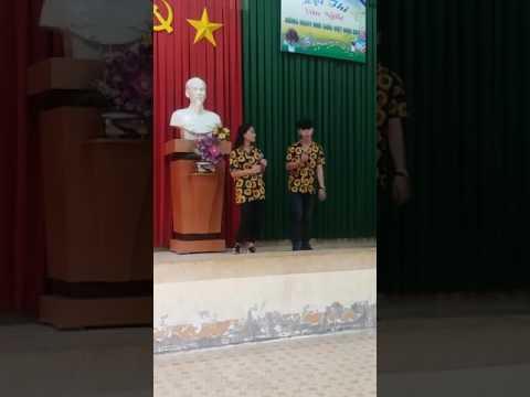 Uống trà - Trường THPT Bình Sơn