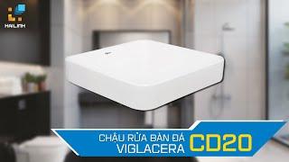 Review chậu rửa bàn đá Viglacera CD20 thiết kế ẤN TƯỢNG bán chạy nhất hiện nay