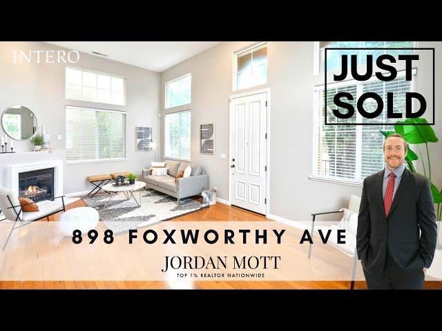 Just Sold in San Jose | 898 Foxworthy Ave, San Jose, CA 95125  | Jordan Mott