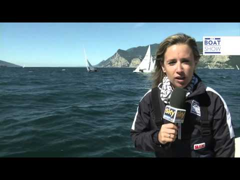 2014 Star Worlds Clipping - SKY TV ITALIA , Boat Show