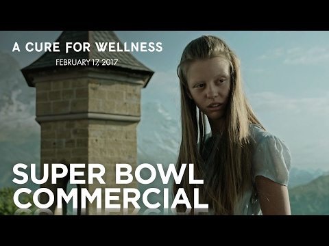 Watch the new A Cure for Wellness Super Bowl teaser