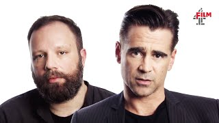 Colin Farrell and Yorgos Lanthimos talk The Killing Of A Sacred Deer | Film4