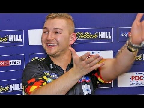 Dimitri Van den Bergh  'I know i'm capable of beating them all' - World Darts Championships