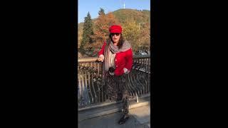 """Мария Лалева и """"Живот в скалите"""" - гостуване в гр. Русе"""