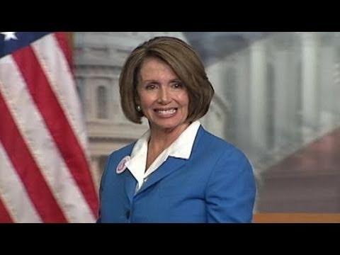 The Conversation: Nancy Pelosi, Minority Leader