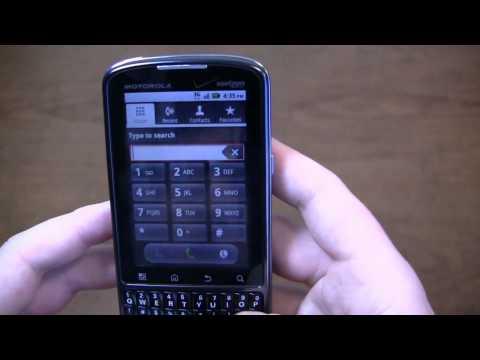 Motorola Droid Pro Review Part 2