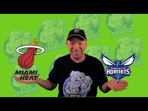 Miami Heat vs Charlotte Hornets 3/26/21 Free NBA Pick and Prediction NBA Betting Tips