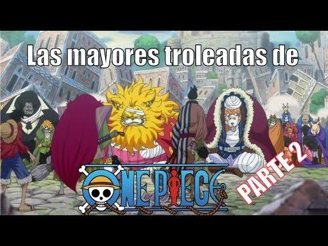 Las troleadas de One Piece y Eiichiro Oda! Parte 2!