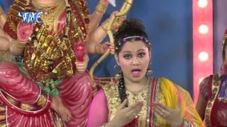 कइसे पुजाई करी - Maiya Jhuleli Jhulanwa | Anu Dubey | Latest Mata Bhajan 2015
