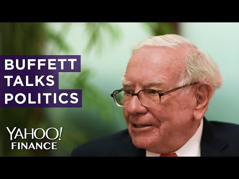 The Question Warren Buffett Would Ask Presidential Candidates