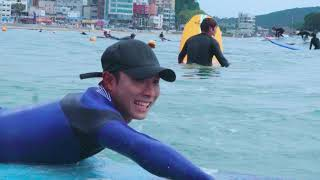 부산서핑 fun day~ / surfholic 0903…