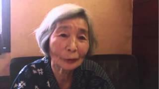 おばあちゃんの見た原爆と戦争の話をアップロードしました。 2013年...