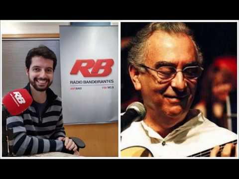 Bandeirantes Acontece: Leandro Gouveia entrevista Theo de Barros, parceiro de Geraldo Vandré