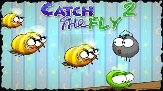 Catch The Fly 2 Mobile Game Full Game Walkthrough All Levels