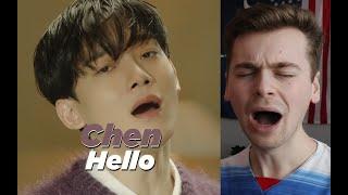 Download lagu PEN DROP (CHEN 첸 '안녕 (Hello)' MV Reaction)