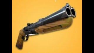 *NEW! DOUBLE BARREL SHOTGUN IN FORTNITE! (w Sam Tube 101)