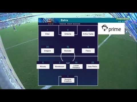 Bahia 1 x 1 Palmeiras - Melhores Momentos & Gols - Série A 2019 (17/11)