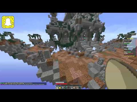 STREAM HIGHLIGHTS - THE UNTOLD STORY OF THE BEAVER CIVIL WAR + I GOT A KILL IN A UHC!!!