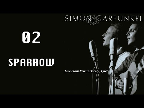 Sparrow, Live 1967, Simon & Garfunkel