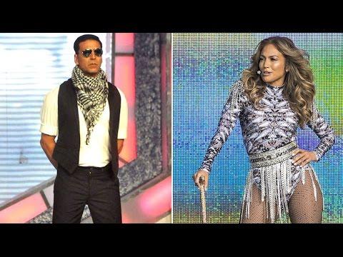 Akshay Kumar to Shake A Leg With Sexy Siren Jennifer Lopez?