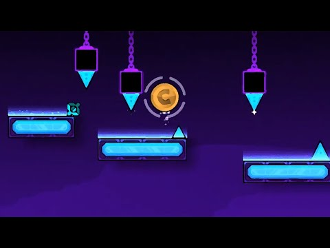 "EL FULL VERSION DE ""POWER TRIP"" EN GEOMETRY DASH SUBZERO (VERSION COMPLETA)"