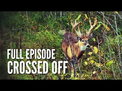 "Canadian Whitetail Hunting (Crossbow) - ""Crossed Off"""