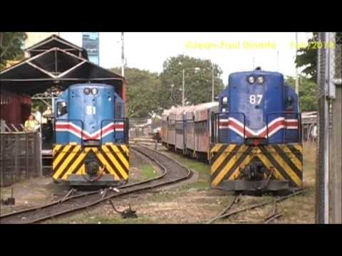 Locomotora #51 -General Electric- GE U6B y su diario quehacer....