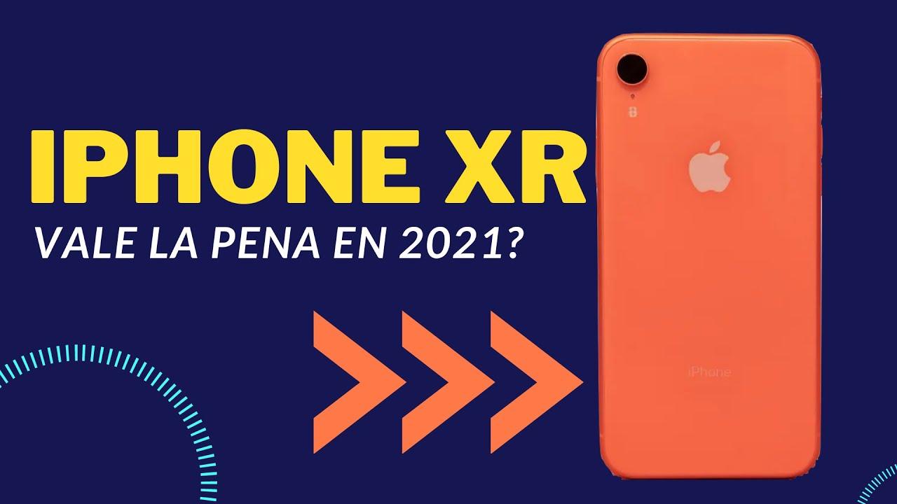 iPhone XR en 2021. Vale la pena comprar? Review en Español ...