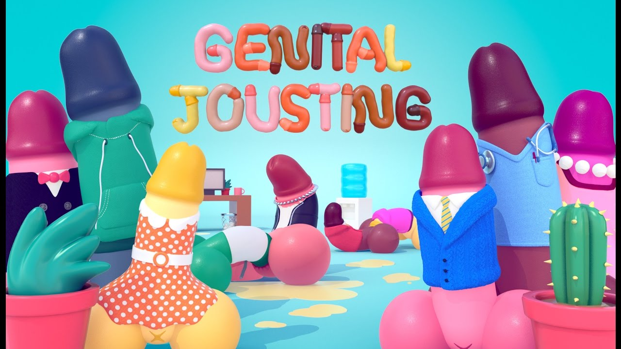 how to play genital jousting