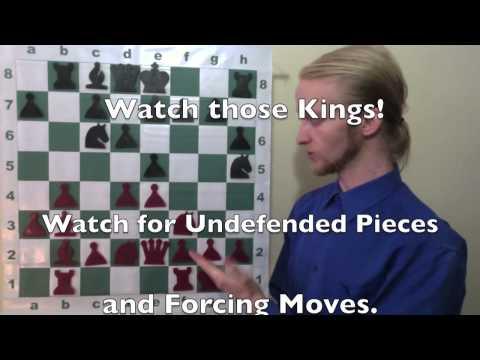 Chess Lesson 4 By WIZ-KIDS - Winning Chess Tactics
