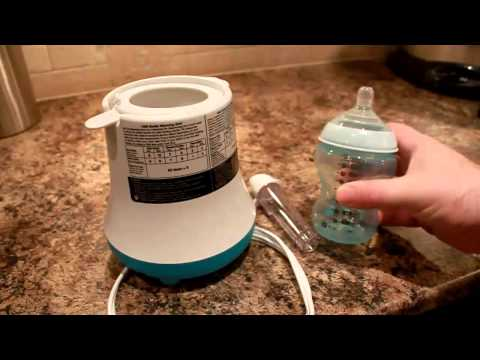 How To Use A Bottle Warmer