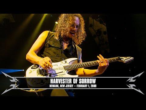 Metallica: Harvester of Sorrow (MetOnTour - Newark, NJ - 2009) Thumbnail image