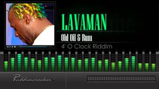 Lavaman - Old Oil & Rum (4