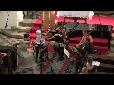 Sonc Festival . Wolfgang Amadeus Mozart: Horn Quintet in E-flat major, KV 407