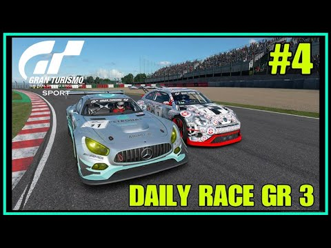 Gran Turismo Sport Daily Race | THE MISSION TO HIGHEST RANK #4