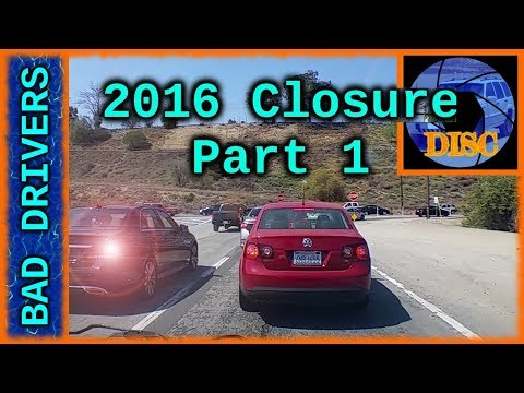 Bad Drivers of Los Angeles Basin 05 - 2016 Closure - Part 1