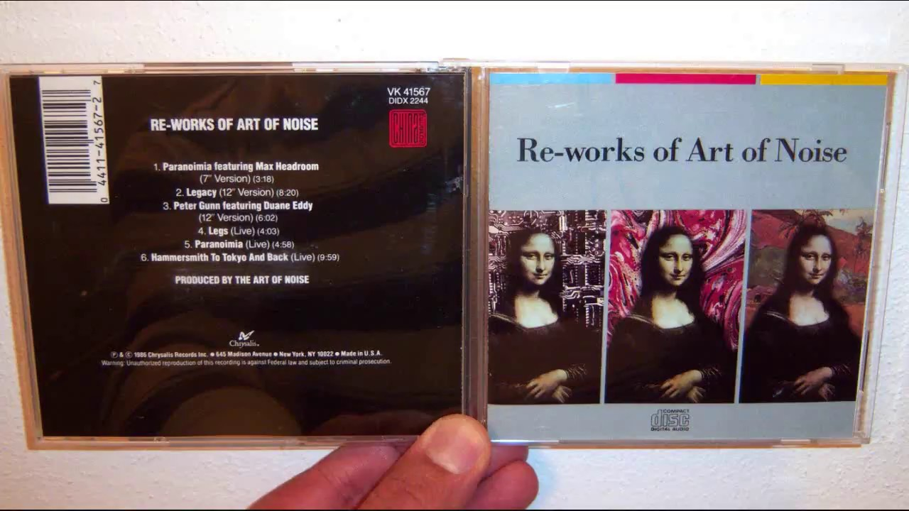 Art Of Noise - Hammersmith to Tokyo and back (Live)