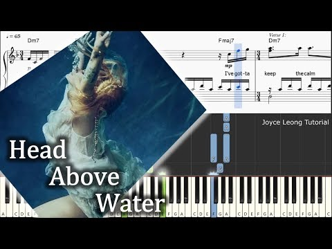 Avril Lavigne - Head Above Water - Tutorial & Sheets