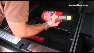 BMW X4 análisis plazas posteriores maletero