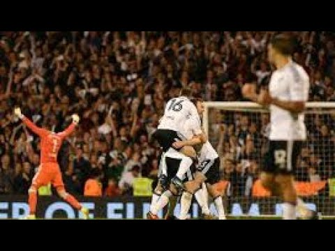 Fulham 2-0 Derby (2-1) - 2nd Leg Play-Offs