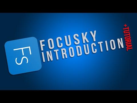Focusky (Presentation Software) Introduction & Tutorial [INDONESIA]