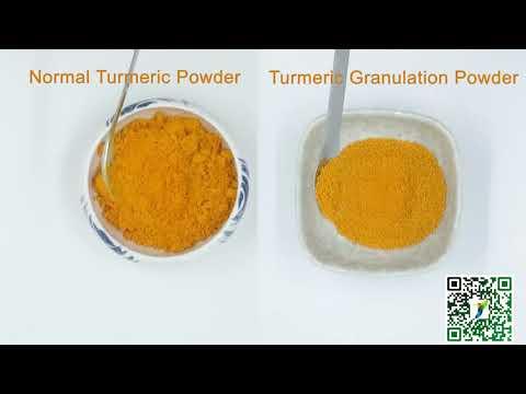Turmeric Extract 95% Curcuminoids (Granules & Powder)