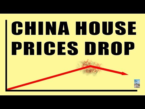 China Property Prices FALL Despite MEGA-Stimulus from PBOC! Massive Injection Not Working!