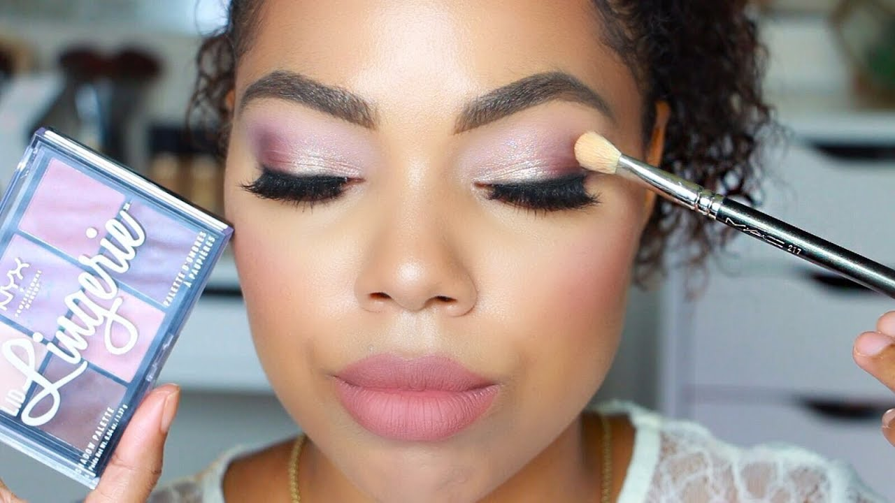 How to apply eyeshadow for beginners youtube