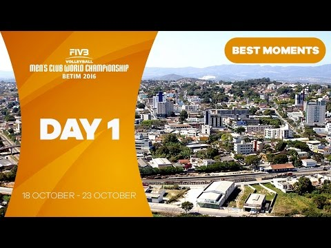 Best Moments of Day 1 - Men's Club World Championship