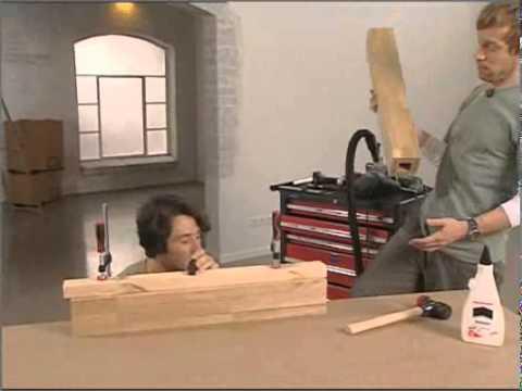 Tavolo da pranzo classico in legno di quercia - YouTube