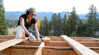 Living off the Grid: SHORT FILM - Young Couple Starts Off Grid Homestead